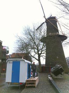 HKBouwKeet langs de Noordvest in Schiedam