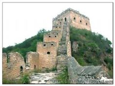 I definitely want to visit the Great Wall of China with Caitlin!