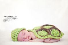 newborn baby poses inspiration #turtle