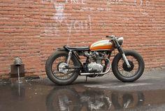 1974 Honda CB450, Brat