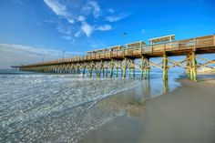More than one million Canadians escape the cool climate every year by heading to Myrtle Beach in search of sunshine and surf. Here are just 7 Things to Love About Myrtle Beach!