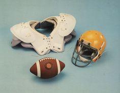 football.equipment Football Equipment, Football Helmets, Soccer Uniforms, Football Team, Football Gear