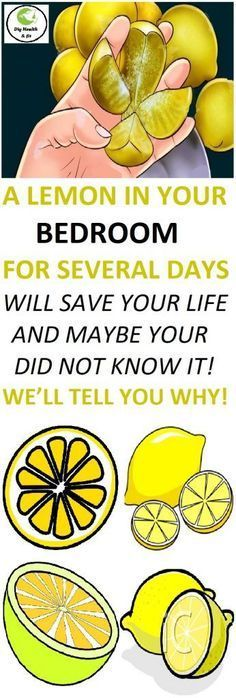 A LEMON IN YOUR BEDROOM FOR SEVERAL DAYS WILL SAVE YOUR LIFE AND MAYBE YOUR DID NOT KNOW IT! WE'LL TELL YOU WHY! #lemon #bedroom #bedroomideas #tricks #KnowingYourChakras
