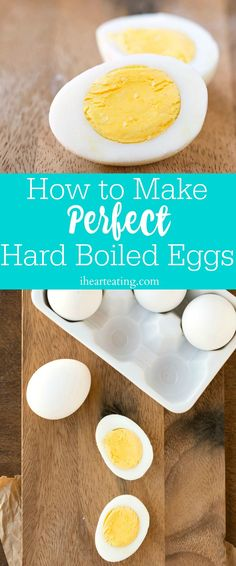 Magical hard boiled egg w soft yolk the best of a fried egg how to make perfect hard boiled eggs easy way to make easy to peel hard boiled eggs no gray yolks perfect for meal prep salad or healthy snacks ccuart Choice Image