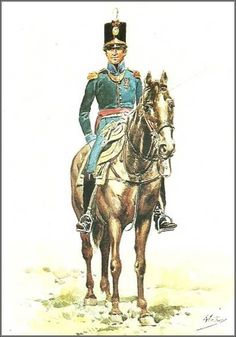 Infanterie portugaise 1815