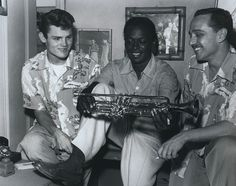 Beefroll penny loafer fan Miles Davis.