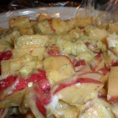 Crockpot ranch potatoes @keyingredient #crockpot #chicken #soup