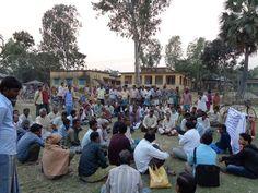 Half-yearly Gram Sansad Sabha at S.Ramchandrapur Sansad under Ramchandrapur GP,Tapan Block,Dakshin Dinajpur
