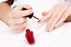 TODAY Top Stories - Skip the nail salon: 7 expert secrets for the perfect at-home manicure: Painting your nails at home is… - View Manicure Tips, Manicure At Home, Nails At Home, Black Nail Tips, Black Nails, Sensationail Gel Polish, Nagel Hacks, Best Nail Polish, Dry Nails