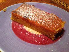 Jemy Pijemy : Ciasto z batatów bez mąki