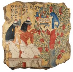 Ancient Artifice - Ancient art replicas the art of ancient Egypt. Unique and handmade art gifts. Ancient Egyptian Paintings, Egyptian Drawings, Ancient Egypt Art, Egyptian Art, Ancient History, Art History, Egyptian Women, Egyptian Symbols, African History