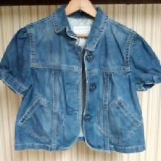 Jean Shirt New, never worn Aeropostale Tops Tunics