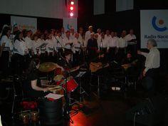 Coral de las Americas Coro de SADAIC y Grupo instrumental de las Americas , direccion Damian Sanchez 12-12-15 Wrestling, Choirs, Buenos Aires, Concert, Group, Musica, Lucha Libre
