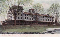 Pequot House New London Connecticut