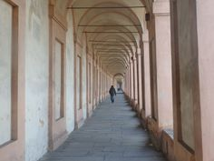 Walking the Portico di San Luca in Bologna - Rachel's Ruminations