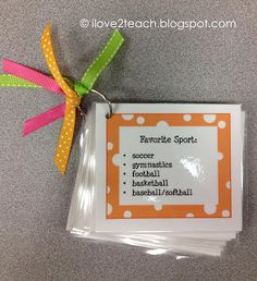 Creative Ways to Line Up Your Class {Freebie}. Just a way to have fun and let the kids teach you something about themselves.