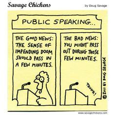 funny public speeches