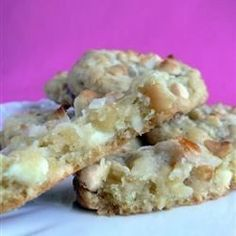 White Chocolate Macadamia Nut Cookies IV - Allrecipes.com