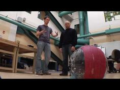 Incredible Gryoscope Powered Spherical Robot | HIGH T3CH