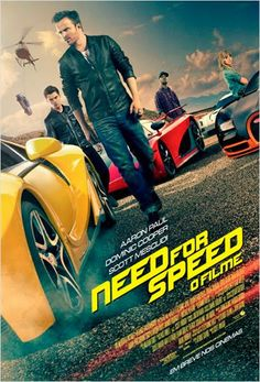 BOAS NOVAS: Need for Speed - O Filme - Filme(2014)
