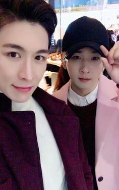 ⤴× kthpgs × I kpop I BLANC7 - JEANPAUL & SHINWOO