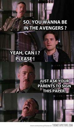 funny superheroes meme | funny-Spiderman-Man-boss-meme | COMIC HEROES