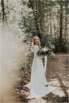 Washington Forest Wedding – India Earl Photography