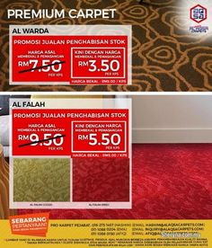 Other Services for sale, in Klang, Selangor, Malaysia. Best Premium Carpet Malaysia The best discount free installation Offer Only from & 5