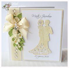 kartka ślubna biała - Szukaj w Google