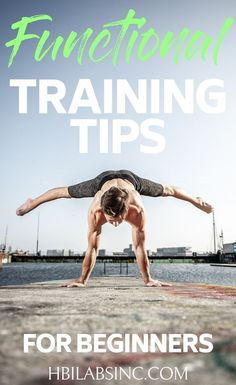 You can use the best functional training tips for beginners to help you reach your goals using one of the most common exercise methods. Fitness Tips Functional Workouts, Functional Training, Weight Loss Meals, Body Workouts, Workout Tips, Fitness Workouts, Mens Full Body Workout, Men's Health Fitness, Women's Fitness