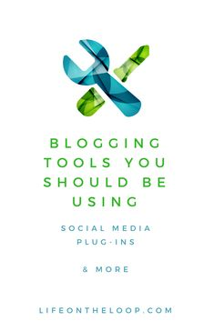 Blogging tools you should be using. Check out these plug-ins and more.
