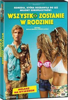 """""""Wszystko zostanie w rodzinie"""" (""""Babysitting 2""""), reż., scen. Nicolas Benamou, Philippe Lacheau. Obsada: Philippe Lacheau, Alice David. 89 min."""