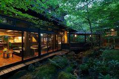 kurokawa onsen japan off the beaten path snakku ryokan sanga