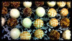 Oh sew sweet!: Gourmet cake pops