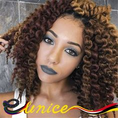 Crochet Hair Damage : Crochet hair extensions, Marley twists and Crochet hair on Pinterest