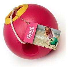 Quut-Sand Toys-Ballo {Calypso Pink}