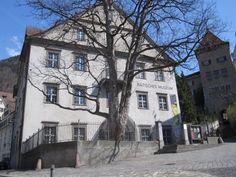 chur~switzerland: the graubünden museum of history