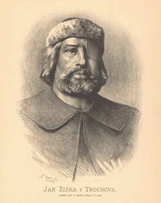 Legendary One-Eyed Jan Zizka: Undefeated Leader in the Hussite Revolution