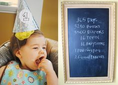 cute first birthday party.