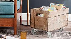 Creative Examples Of DIY Storage Ideas