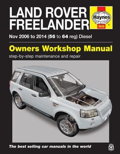 Gregorys landrover discovery series2 tdi5 diesel workshop repair haynes workshop manual for freelander diesel nov 06 14 fandeluxe Images