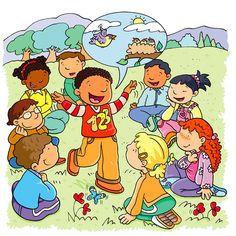 Storyboard Drawing, Anaya, School Clipart, Kids English, Expressions, Art Wall Kids, Cartoon Images, Preschool Activities, Illustrators