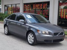 My newly acquired mode of transportation. Volvo S40, Sedans, Transportation, Car, Automobile, Limo, Autos, Cars
