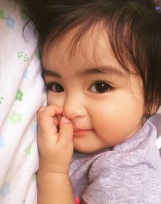 58 Best Baby Comel Images In 2020 Baby Cute Babies Ulzzang Kids