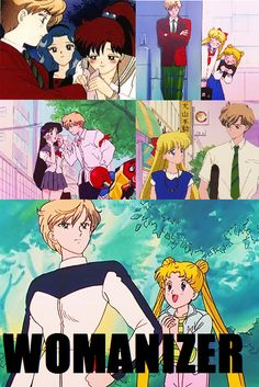 Sailor Moon Haruka Tenoh, so sexy even straight girls can't resist. Sailor Uranus, Sailor Moon Quotes, Sailor Moon Funny, Arte Sailor Moon, Sailor Neptune, Sailor Mars, Sailor Moon Aesthetic, Sailor Moon Character, Chibi