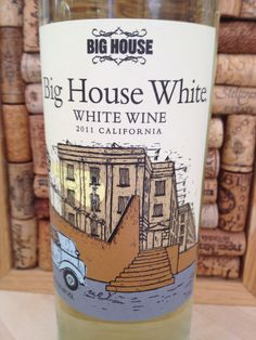 2011 Big House White Wine     A guy stocking this at Meijer Super Store in Michigan City recommended this. I loved it! The bad thing is, I can't find it around me anymore. But, I keep searching.