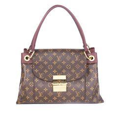 Louis Vuitton Monogram Olympe Bag – Re-Vogue