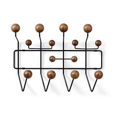 eames walnut hang-it-all