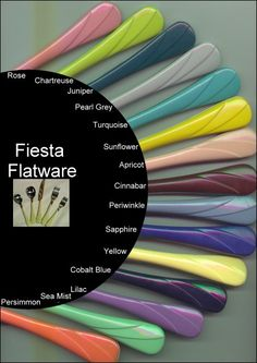 Fiestaware & Colorware Pottery - HLC, Universal, Westinghouse, GE, California & More!❤❤❤