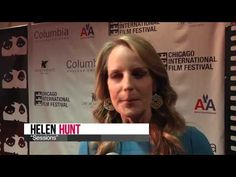 """Interview with Helen Hunt for """"The Sessions"""" - http://hagsharlotsheroines.com/?p=39178"""